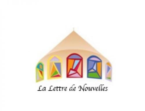 La Lettre de Nouvelles – Edito & Activités – Novembre 2019