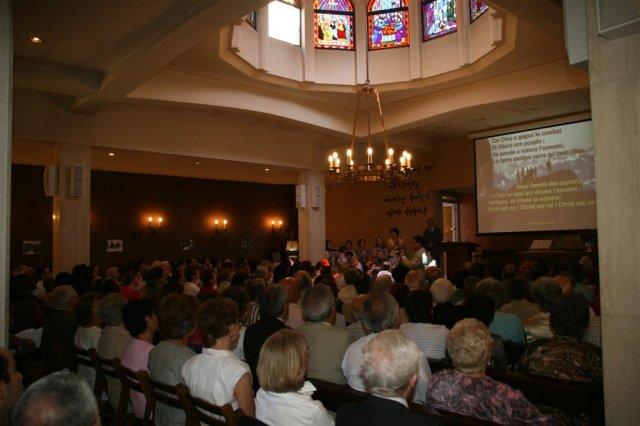 Eglise Issy Louange