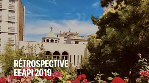 Rétrospective 2019. Eglise Issy-les-Moulineaux
