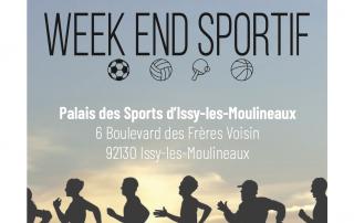 SWET - Week-end sportif – Issy-les-Moulineaux