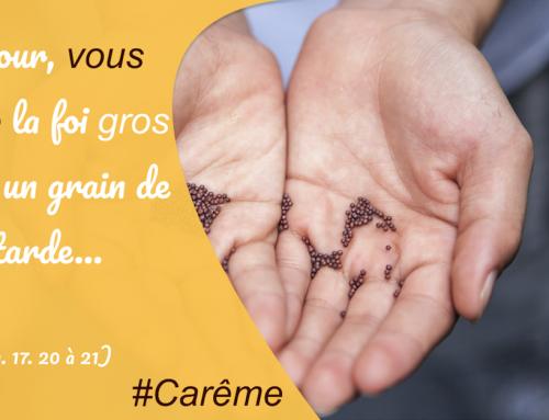 Texte du jour – Carême – 20/03