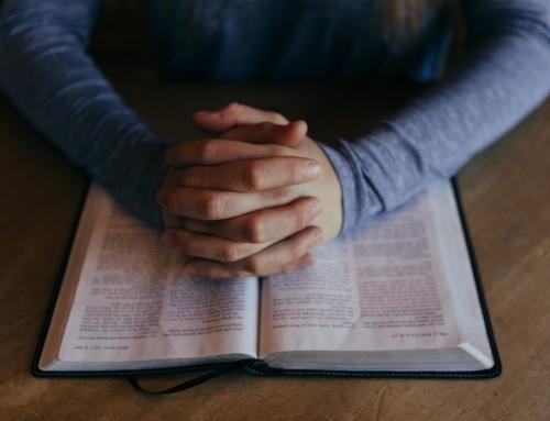 «J'ai soif de Dieu, du Dieu vivant…» Message du 15 03 20