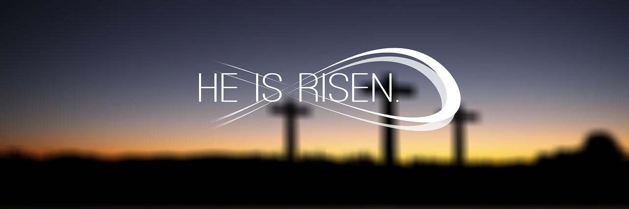 Paques - Jésus Christ est Ressuscité - Culte église Issy-les-Moulineaux
