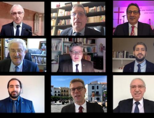 Culte en commun de l'UEEAF – 29 nov 2020