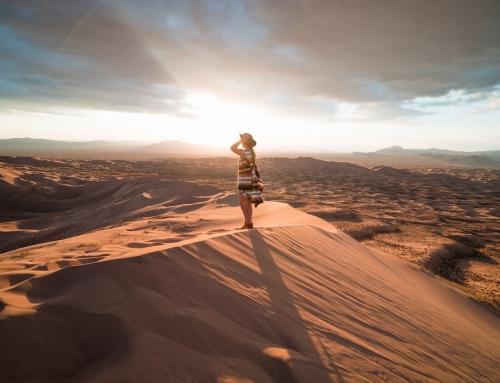 «Une voix crie dans le désert…» Message du 06/12/2020